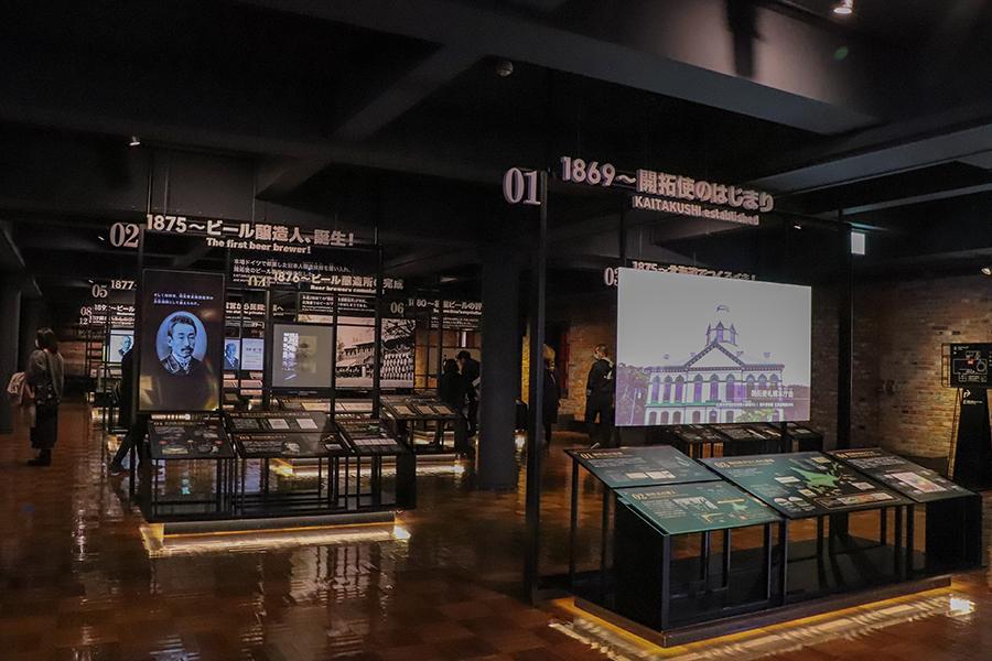 サッポロビール博物館3