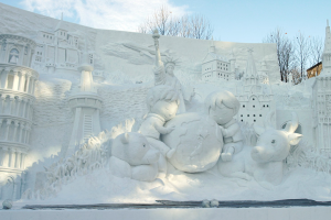 50 things you should know to enjoy the Sapporo Snow Festival even more ~Snow and Ice Sculptures~