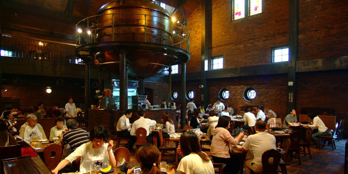 札幌啤酒博物馆、札幌啤酒园