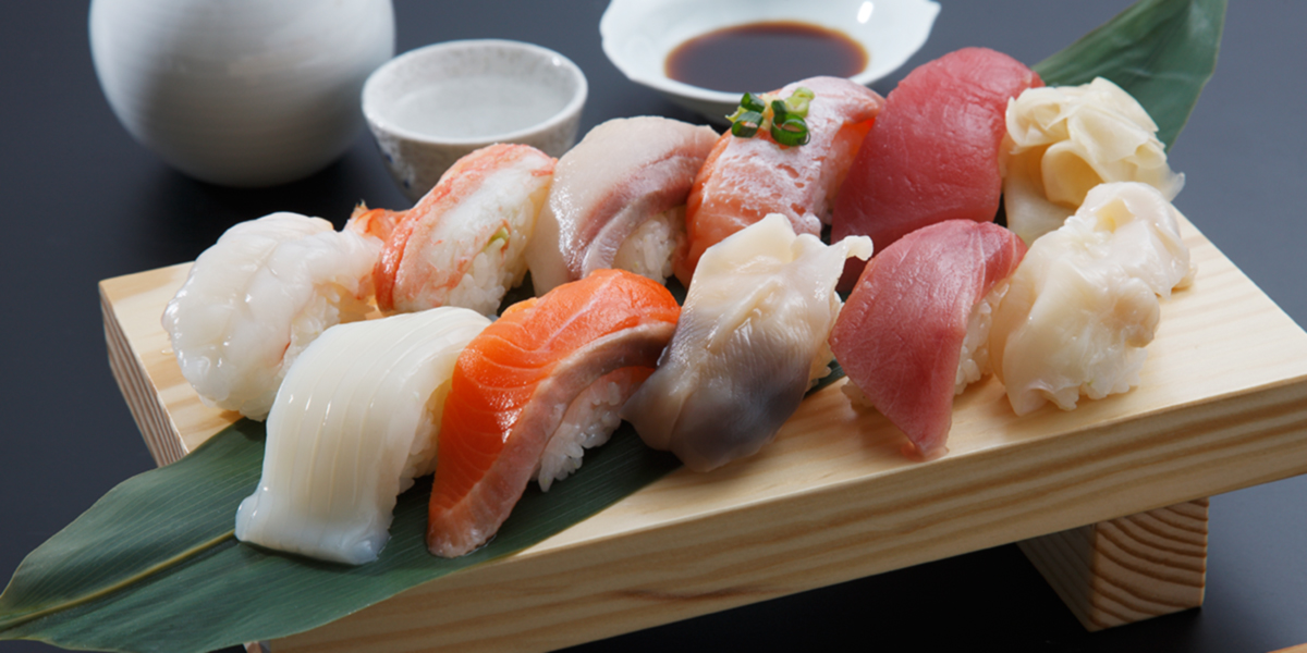 Any visit to the fresh seafood mecca of Sapporo won't be complete without trying seasonal sushi from Hokkaido