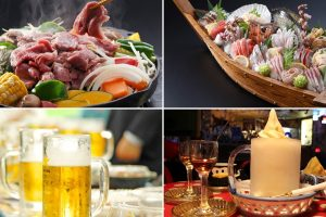 Makanan musim panas yang ingin kami rekomendasikan di Sapporo, tempat berkumpulnya bahan-bahan makanan dari setiap daerah di Hokkaido
