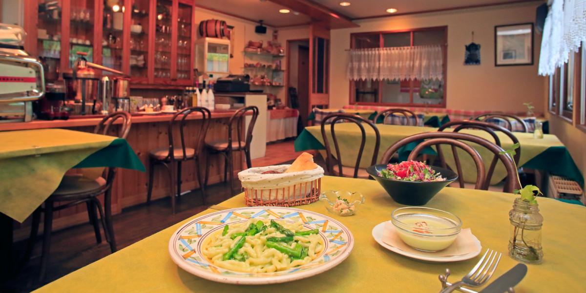 Restaurant Ari, hand-made pasta and Mediterranean cuisine