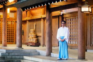 神社が、交流の中心となり、文化が生まれる<br>北海道神宮権禰宜 伊藤勇