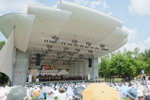 PMF(国際教育音楽祭パシフィック・ミュージック・フェスティバル)