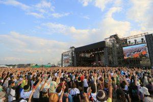 RISING SUN ROCK FESTIVAL 2020in EZO