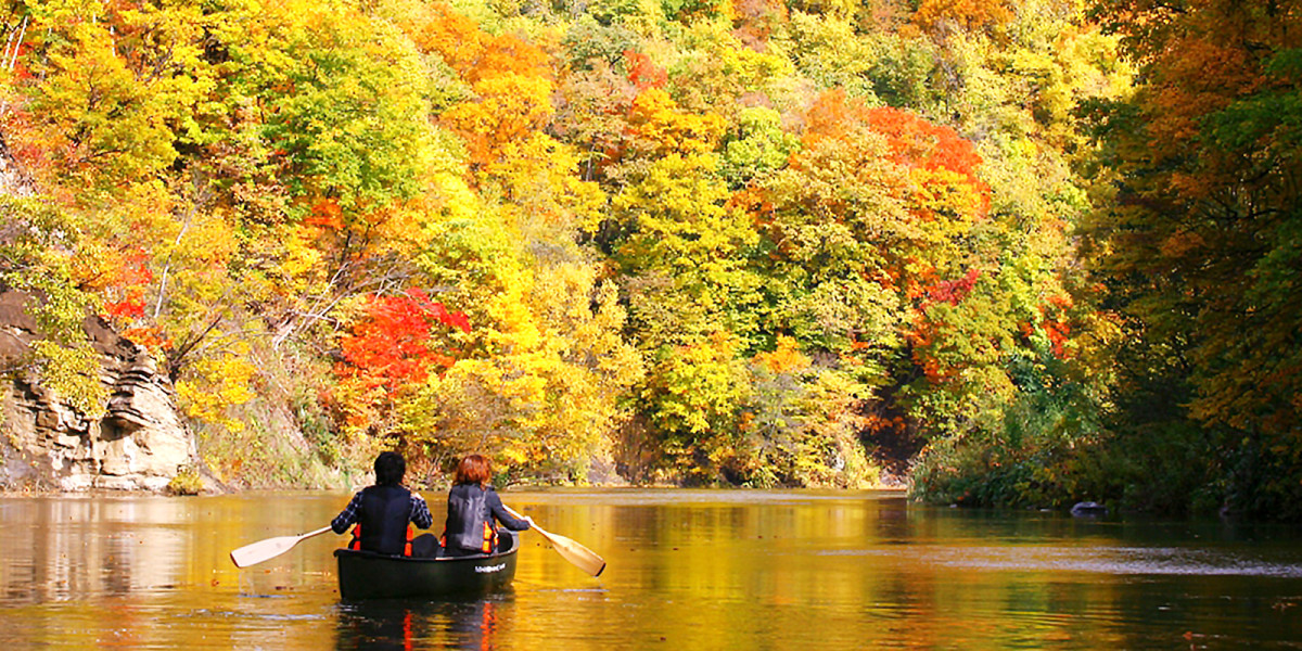 Kumpulan kegiatan wisata di Sapporo pada musim gugur