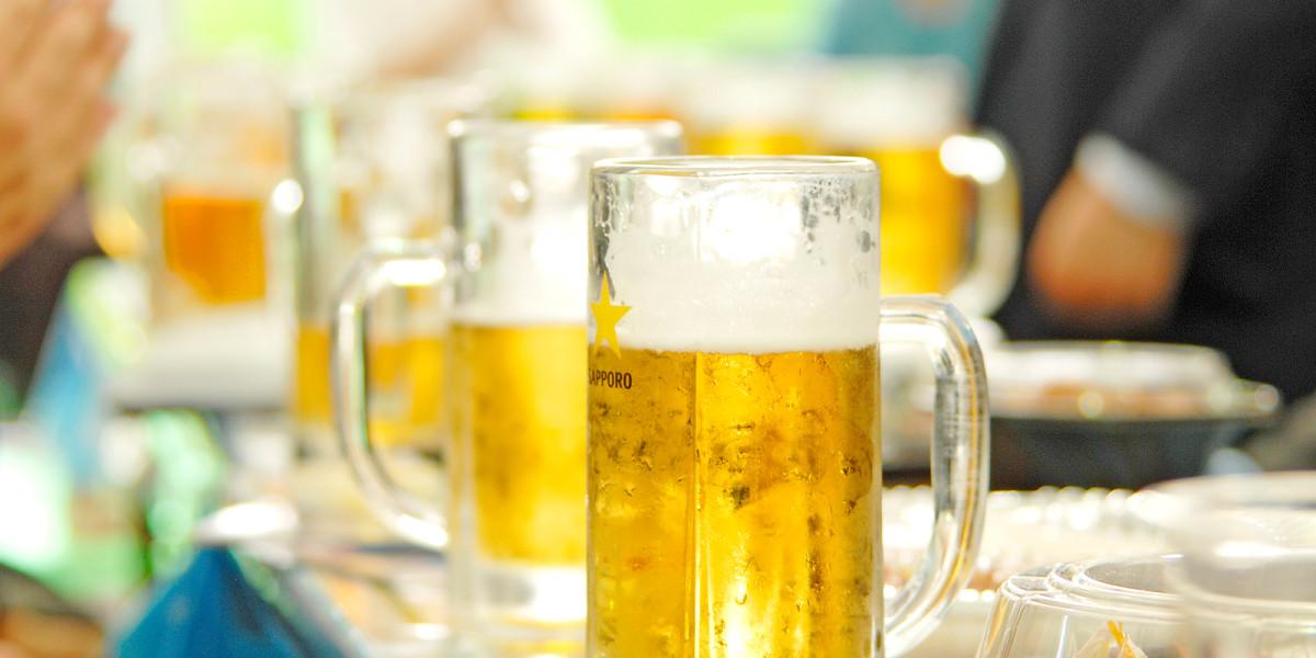 福利贊助札幌大通啤酒花園
