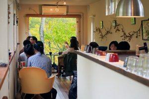 cafe gakeno-ue(カフェ崖の上)