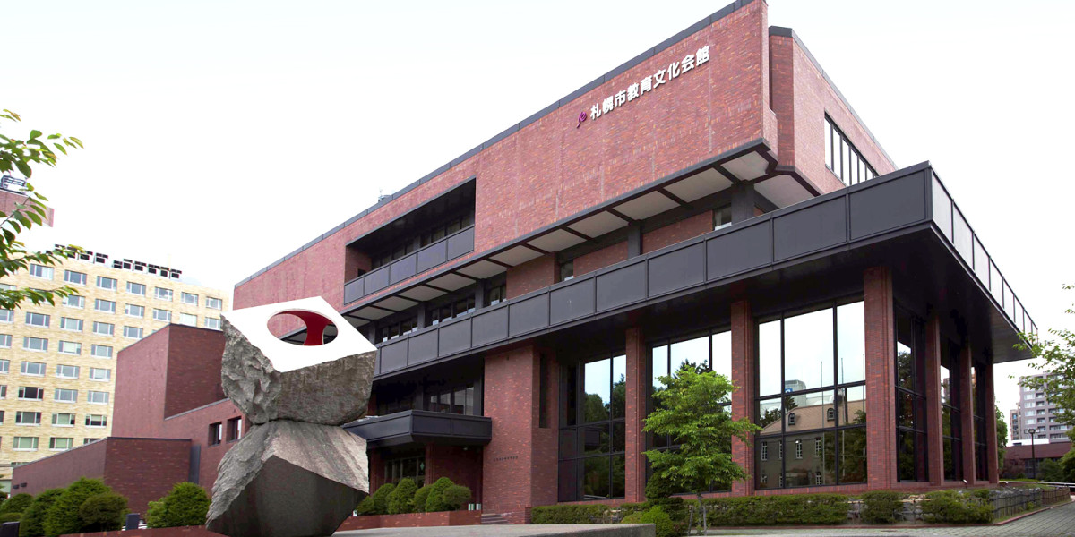 Sapporo Education and Culture Hall