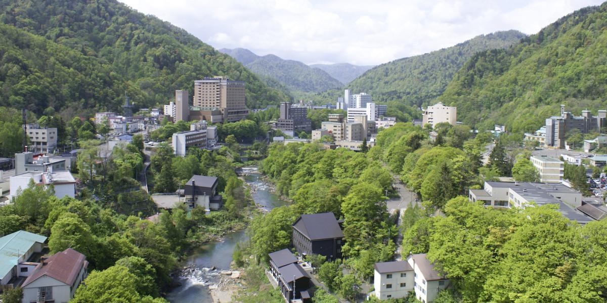 Jozankei Onsen (Hot Springs)