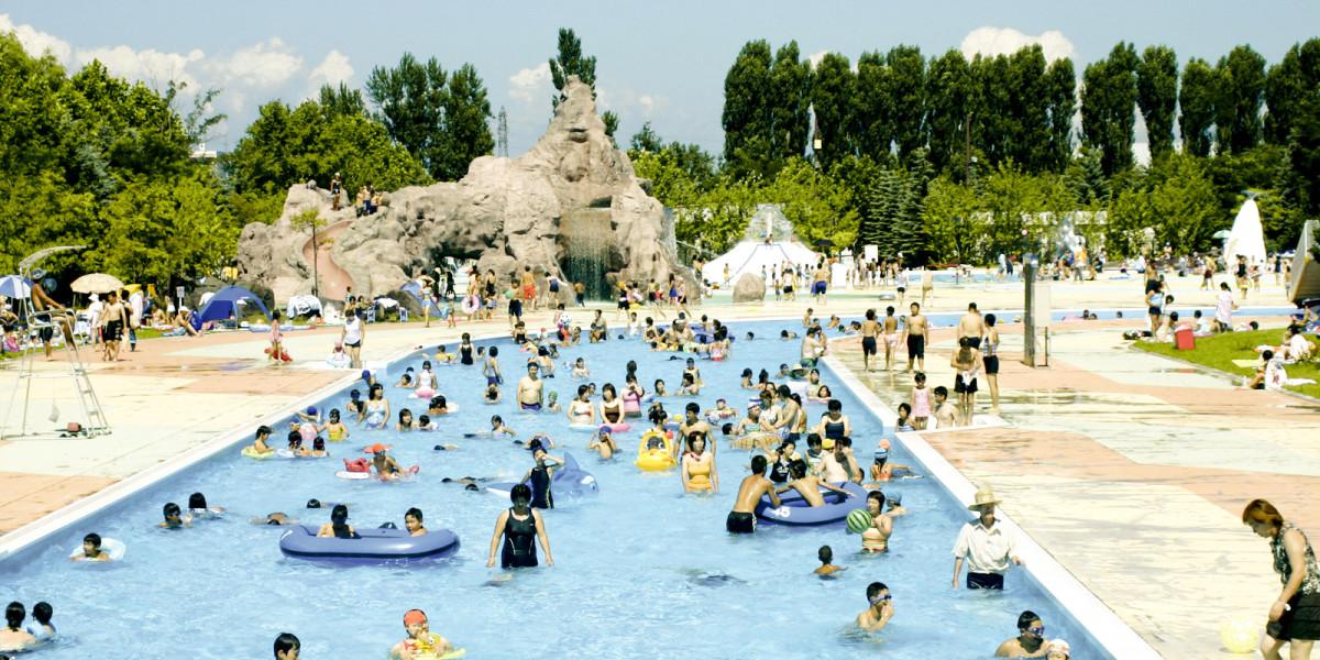 Water Park Teine Pool