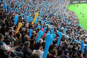 Mari merasakan antusiasme bisbol profesional dan Liga J di Sapporo Dome