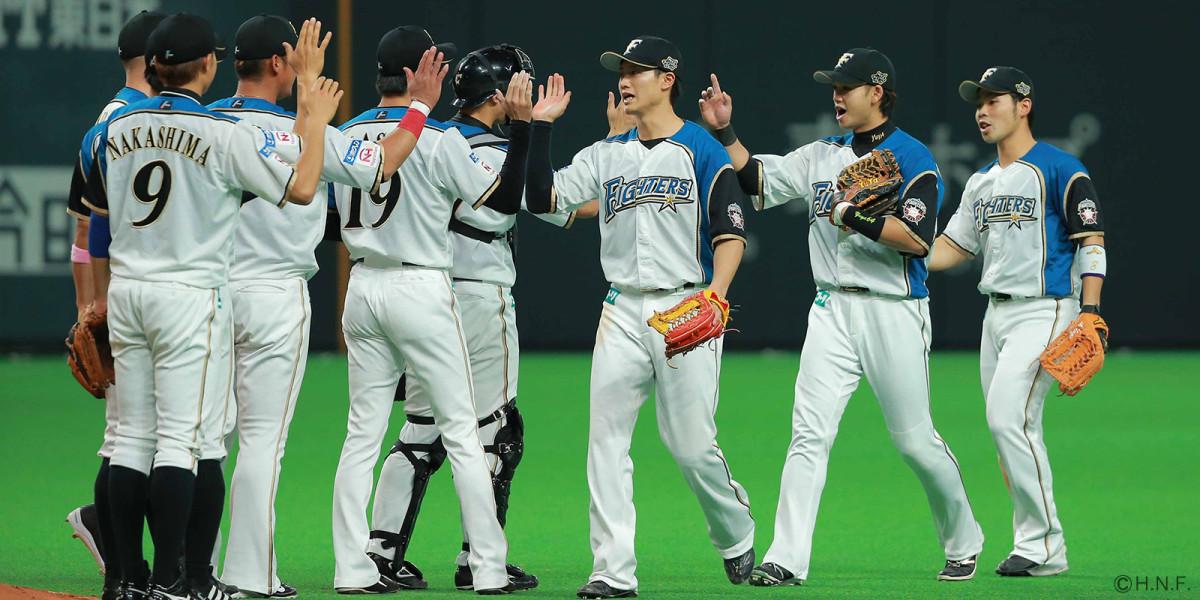 北海道日本Ham Fighters(北海道日本火腿鬥士)