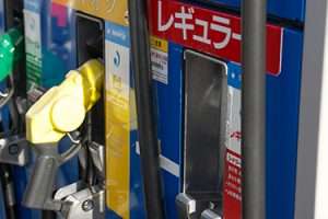 Useful Information for Foreign Tourists in Sapporo: How to use a gas station