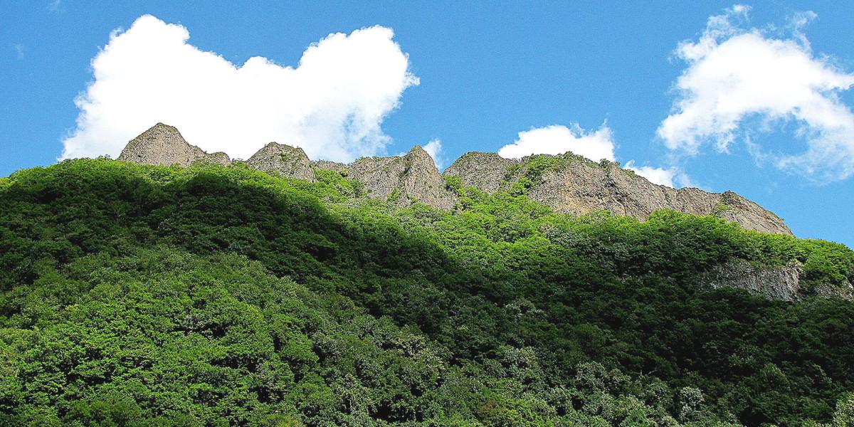 Mt. Hakkenzan