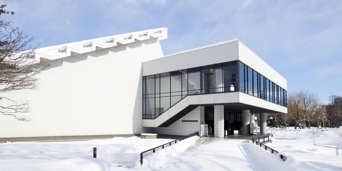 北海道 立 近代 美術館