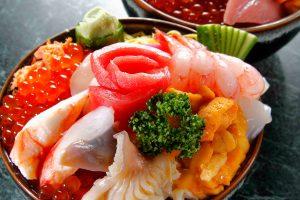 Sushi dan Seafood
