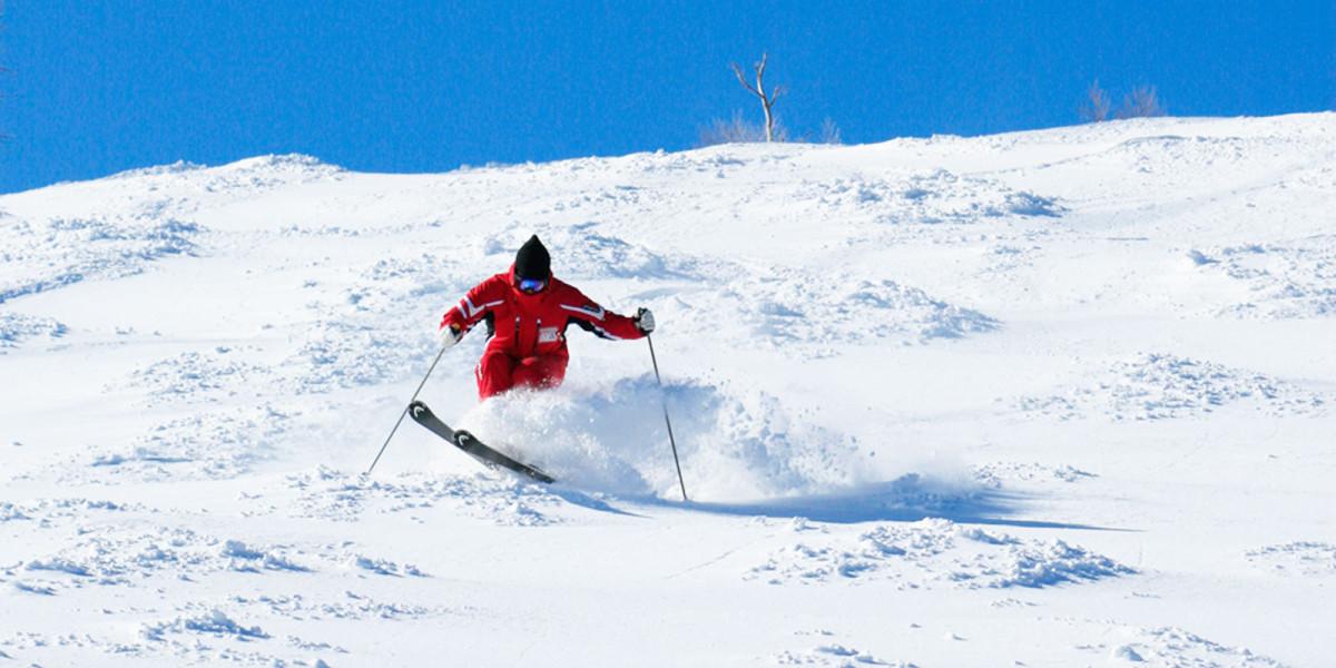 Resor Ski Sapporo Kokusai