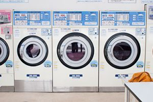 "Useful Information for Foreign Tourists in Sapporo: How to use ""Coin Laundry"" centers"