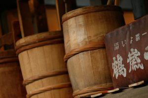 札幌の日本酒「千歳鶴」