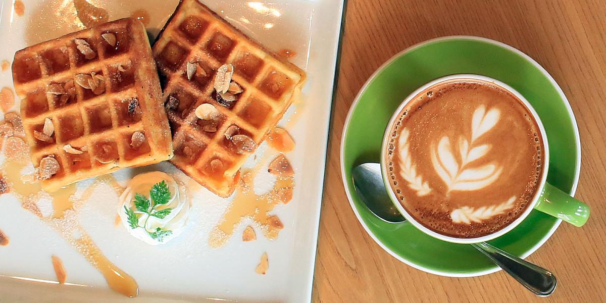 마루미 커피 스탠드 나카지마 파크
