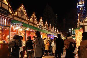 Munich Christmas Market in Sapporo