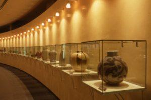 北のやきもの展示室(常設展示室)