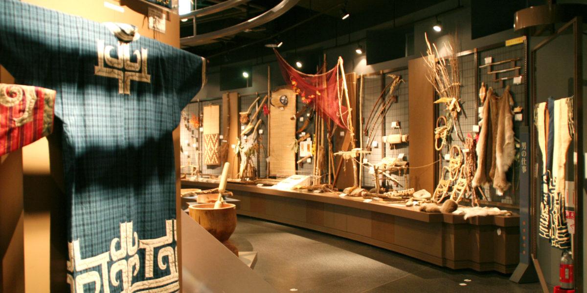 ซัปโปโร พิริกะโคทัน (ศูนย์ส่งเสริมวัฒนธรรมของชาวไอนุซัปโปโร)