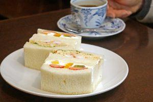 Kafe kopi dan sandwich, Saera