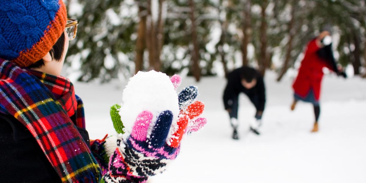 삿포로의 겨울(11월~3월)