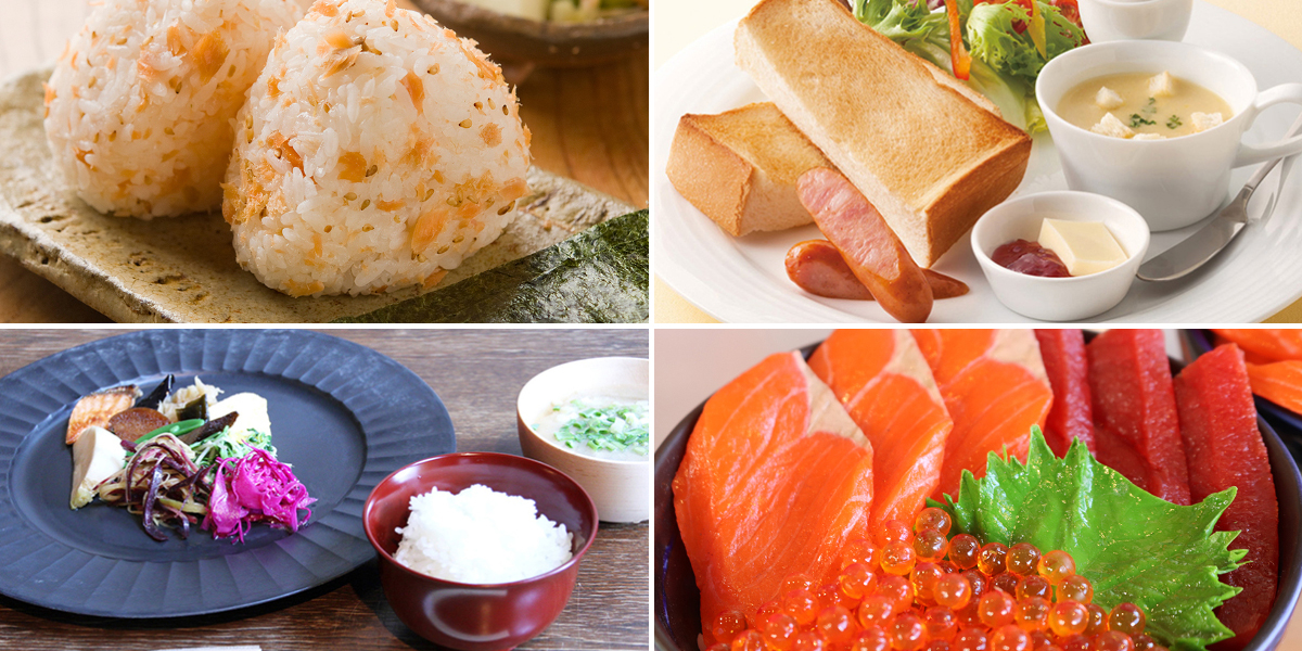 Recommended early morning breakfast spots around town for dining while sightseeing in Sapporo