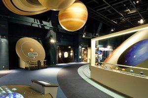 天文・地球科学コーナー