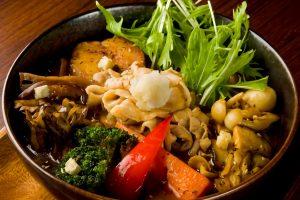 札幌のソウルフード「スープカレー」を味わおう!