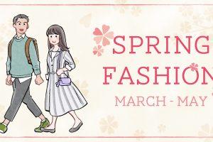 春の札幌はどんな服装? 3月4月5月のおすすめの装い
