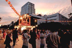 Festival Musim Panas Sapporo