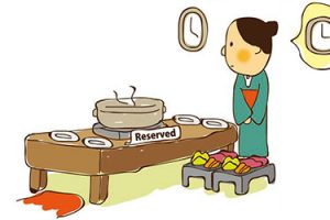 Useful information for foreign tourists who are sightseeing in Sapporo:Restaurant etiquette