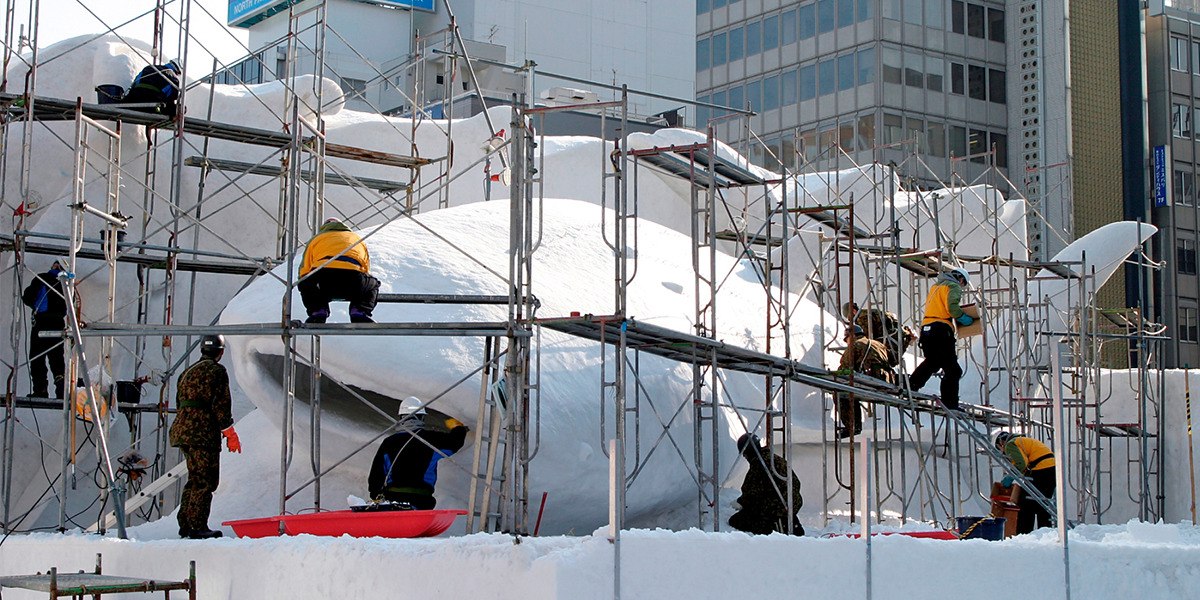 50 things you should know to enjoy the Sapporo Snow Festival even more ~History of the Snow Festival~