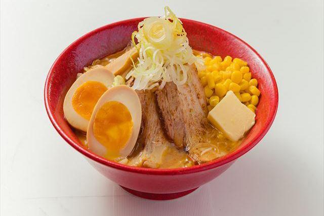 札幌×味噌ラーメン_みそ吟-札幌本店
