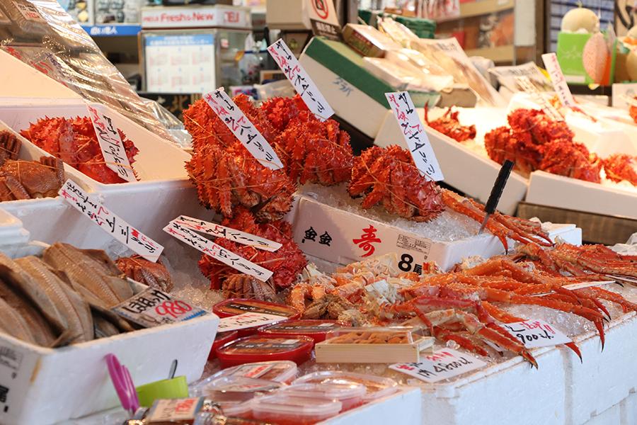 札幌×市場_場外市場2