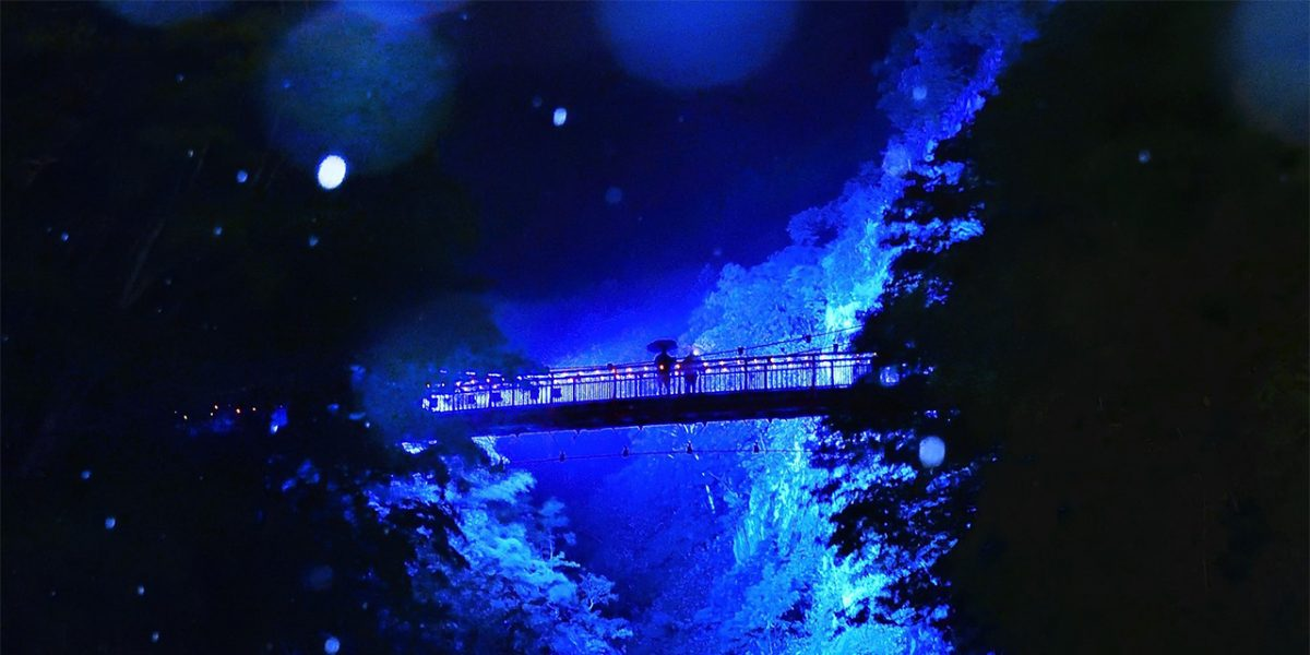 Jozankei Nature Luminarie(定山溪自然彩燈節)